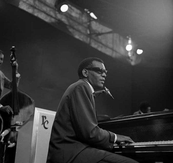 Ray Charles à Comblain en 1964