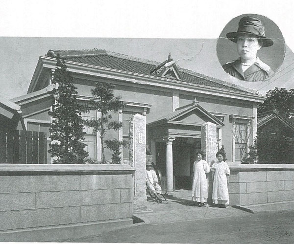 別府市梅園町に開業した辛島小児科産婦人科医院と篤