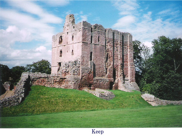 Norham Castle Keep