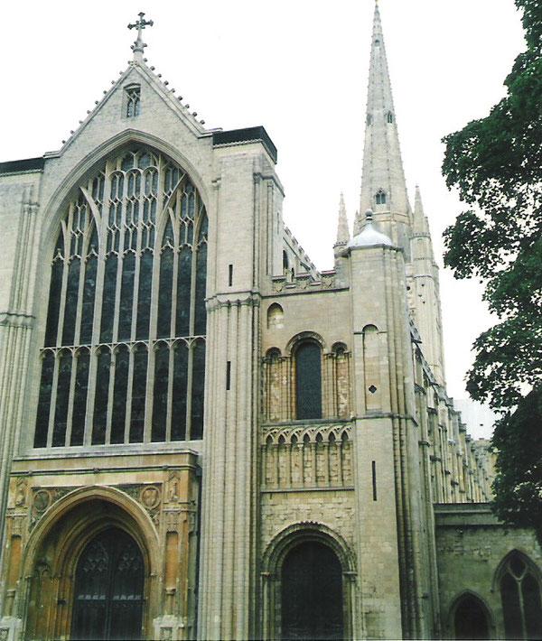 ノリッチ大聖堂