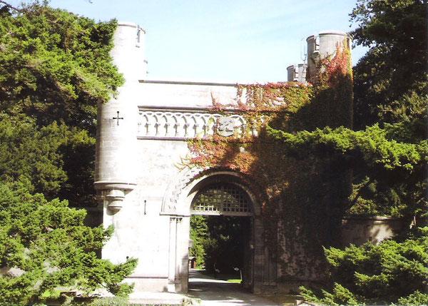 Penrhyn 城