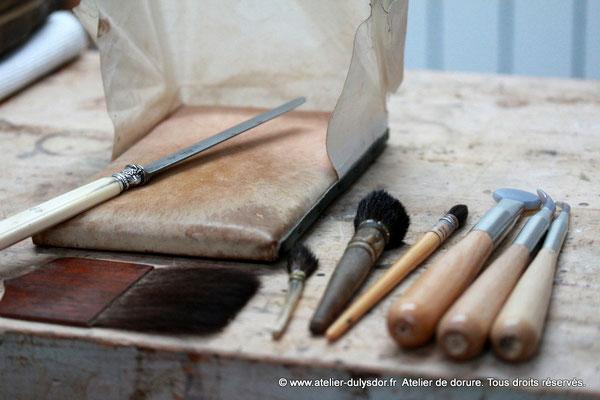 atelier de dorure atelier du lys d'or  fabienne cassange