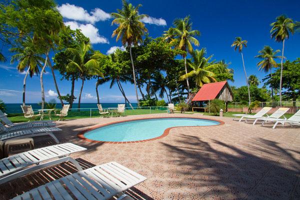 Rincon vacation rental tres palmas inn