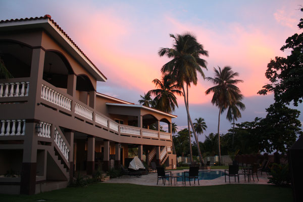 Rincon vacation rental marias beach