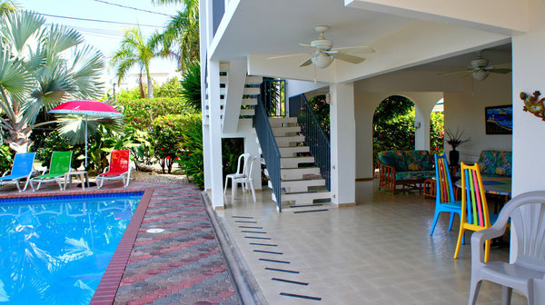 rincon, vacation, rental, villa
