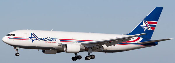 Boeing 767-200F of Amerijet