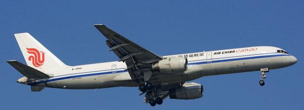 Air China Cargo B757-400F