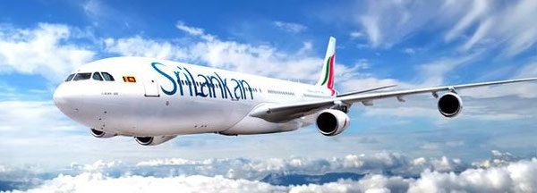 SriLankan Airlines operates ten A330s  /  company courtesy