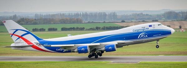 Is CargoLogicAir soon landing in the U.S.?  -  picture CLA