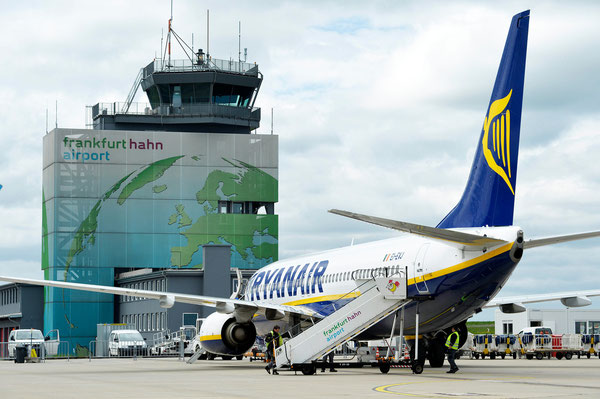 Ryanair is HHN's largest customer  -  company courtesy