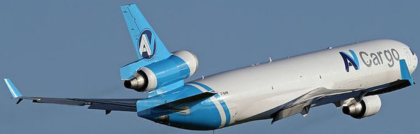 AV Cargo leased two of their MD-11Fs to newly founded Global African Aviation  /  source: company courtesy