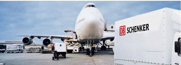 ´DB Schenker has taken legal action against five cargo carriers involving price fixing allegations  /  source: DB Schenker