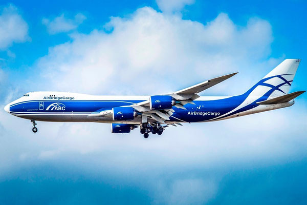 Image: courtesy AirBridgeCargo