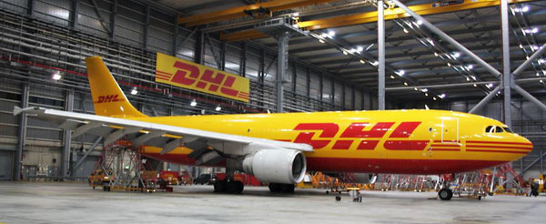 A300-600F of DHL Aviation to be utilized by IAG Cargo  -  picture: hs