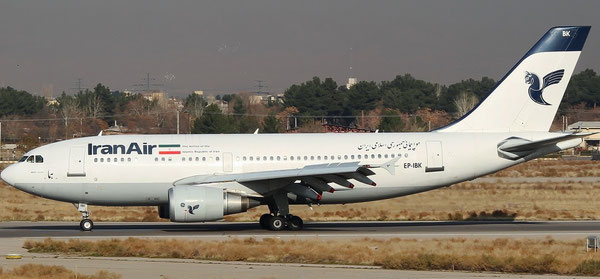 The days seem to be numbered for Iran Air's aging A300 fleet.