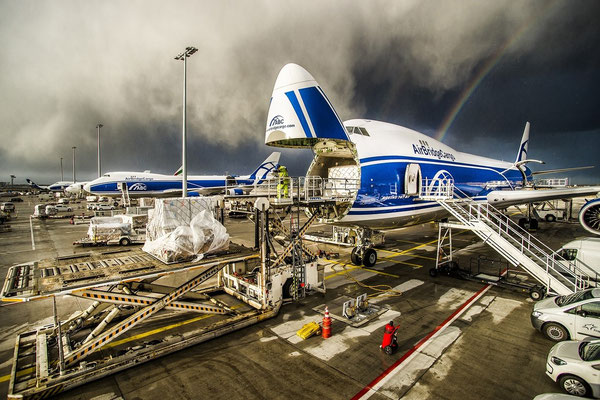 Houston-Abu Dhabi is the latest route in AirBridgeCargo's growing route network.