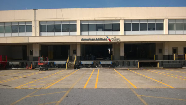 AA Cargo's new premises at ATL  /  courtesy AA