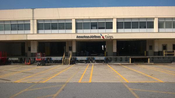 AA Cargo's new premises at ATL  /  courtesy AA
