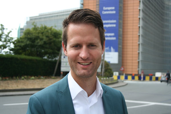 Joost von Doesburg - Air Cargo Advisor for ESC