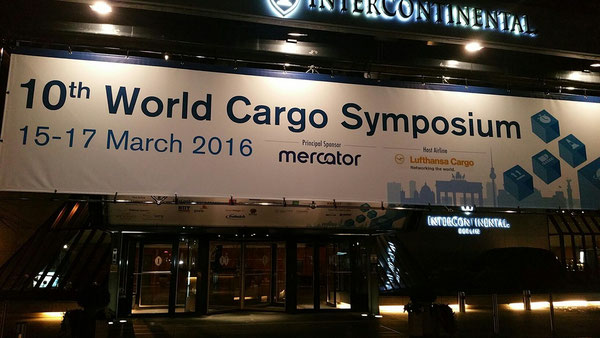 Berlin-held WCS was attended by about 1,000 delegates  -  picture: hs
