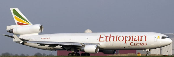 MD-11F of Ethiopian Cargo