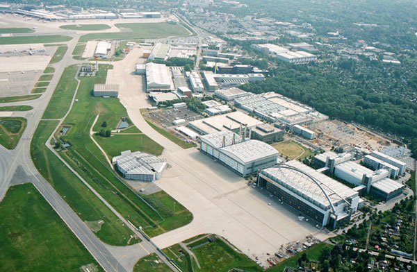 Lufthansa Technik subsidiary LTLS is based at its parent company's complex in Hamburg  /  source: LHT