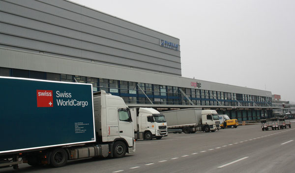 Zurich-based handling agent Cargologic is part of Rhenus Logistics  - source: hs