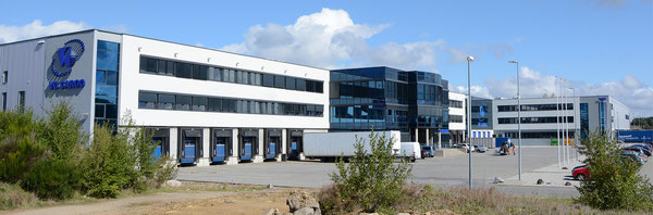 VG Cargo adds 15,000 sqm to its handling complex at Hahn airport  /  source: hs