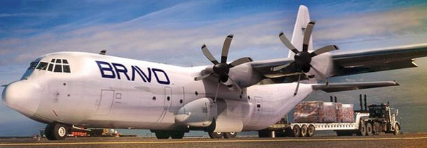 Bravo Industries will build ten LM-100J for commercial cargo flights in Brazil.
