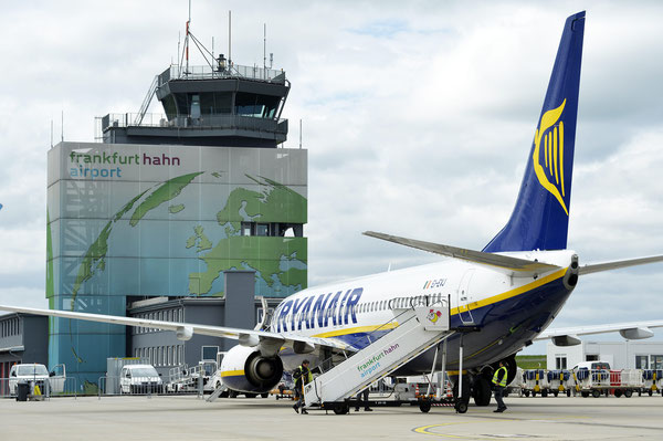Chinese investor HNCA is expected to take over loss making Frankfurt-Hahn Airport  -  company courtesy.