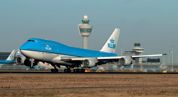 KLM's Boeing 747-400 Combis will be retired gradually