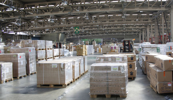 No shortage of shipments for newcomer YTO  /  source: hs