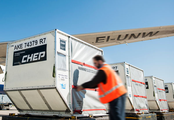 CHEP offers cargo clients a wide range of ULDs