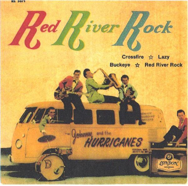 die erste Single-Auskoppelung August 1957