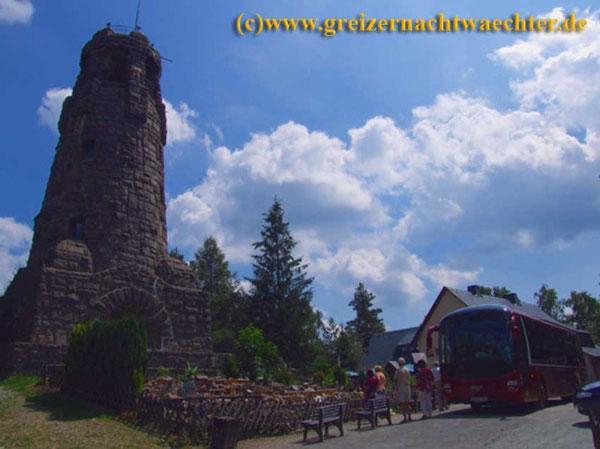 Greiz Stadtrundfahrt Stadtführung Kutsche Bus Reisebus Reiseveranstalter Reisegruppe Göltzschtalbrücke Kuhberg Netzschkau Mylau Plauen