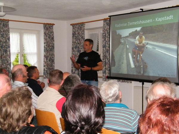 Vortrag im Pfarrheim