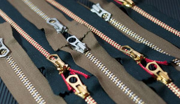 WALDES Zipper