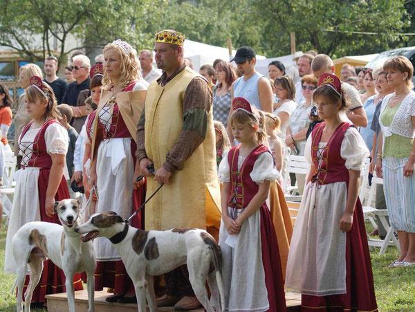 Windhundfestival Ósagard