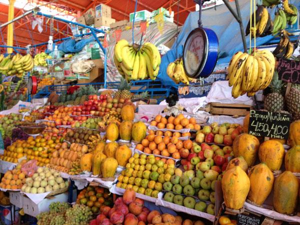 Peru, Lima Stadtbesichtigung mit Marktbesuch