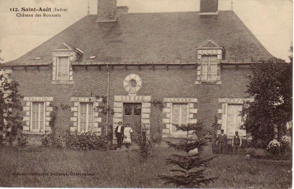 Chateau des Roussets