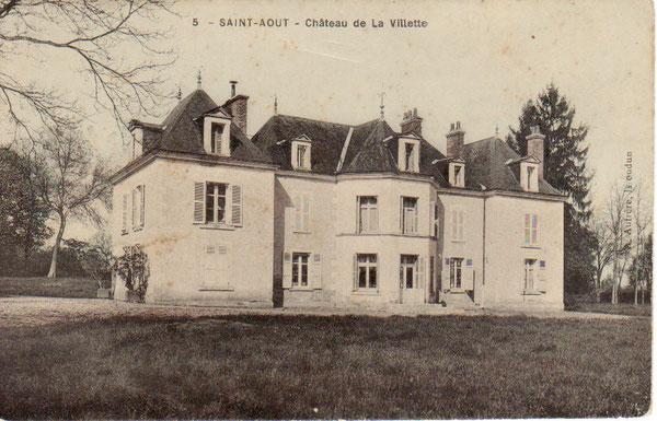 Château de La Vilette