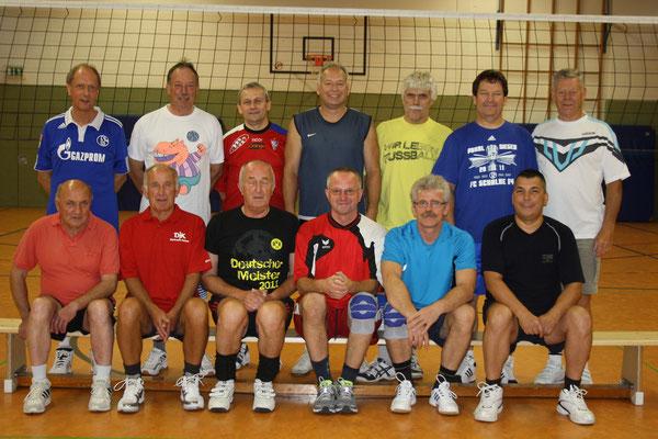 Ü50 Volleyball Sept.2012