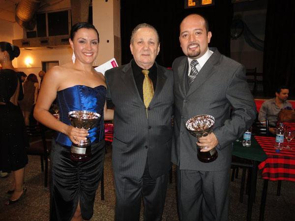 Natasha Agudelo Arboleda, Jorge Manganelli Diego Julian Benavidez Hernandez  y