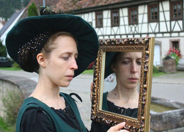 Portrait, Schloss Glatt, Sulz, Germany, 18.09.2014, Canon EOS 550d. Foto: Eleonore Schindler von Wallenstern.