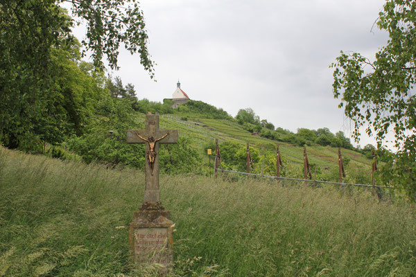 Wurmlinger Kapelle/Chapel of Wurmlingen, Rottenburg, Germany, 29.05.2014, Canon EOS 550d. Foto: Eleonore Schindler von Wallenstern.