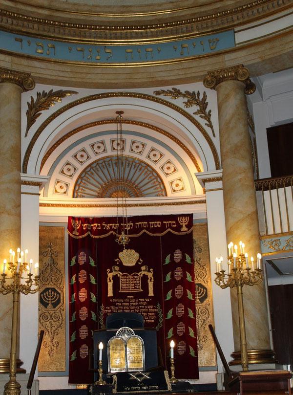 Stadttempel (Synagoge) Wien/Stadttempel (Synagogue) Vienna, Wien/Vienna, Österreich/Austria, 23.08.2011, Canon EOS 550d. Foto: Eleonore Schindler von Wallenstern.