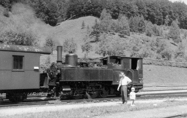 """Mein Vater und ich  waren immer """"Bahnfans"""""""