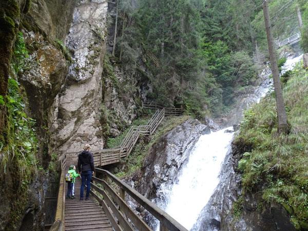 Tourismusverband Krakau, Wasserfall, ©  Mario Grillhofer