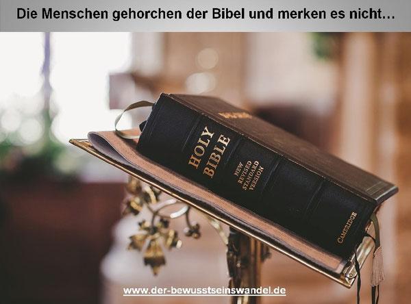Alles was in der Bibel vorausgesagt wurde ist bisher eingetroffen