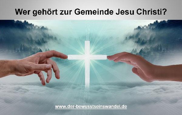 Gott ist der Urheber seiner Gemeinde